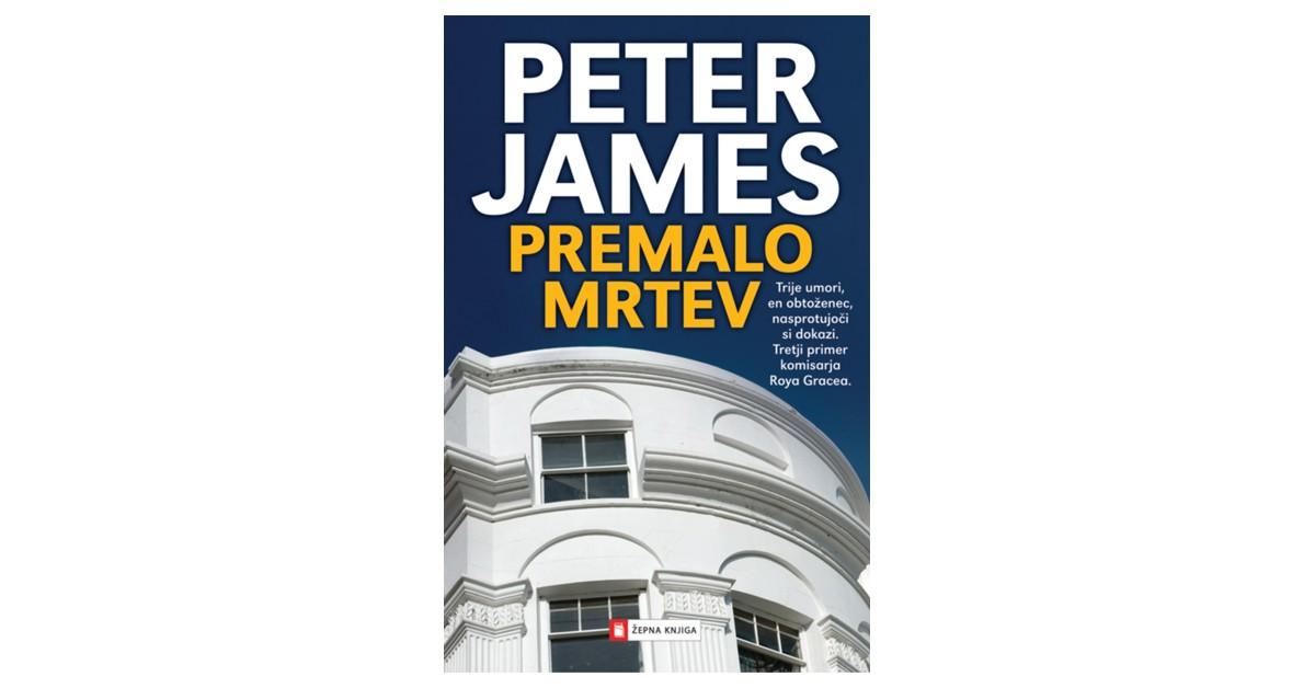 Premalo mrtev - Peter James   Menschenrechtaufnahrung.org