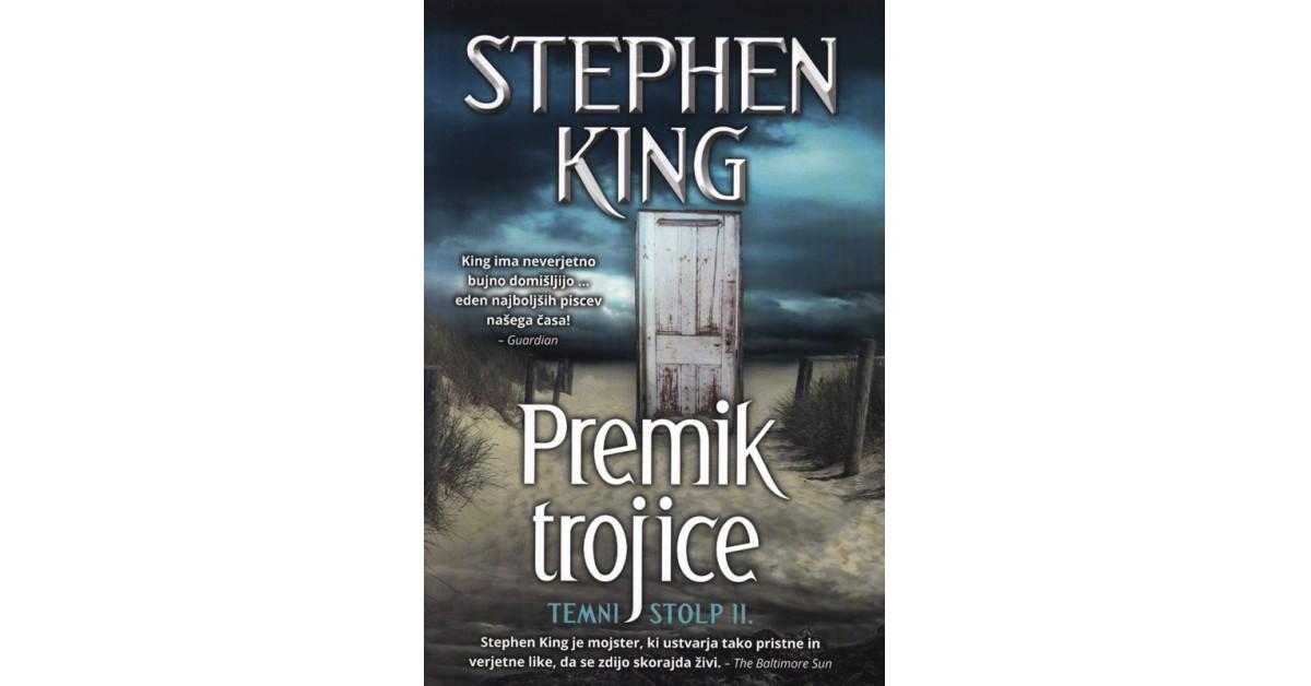 Premik trojice - Stephen King   Fundacionsinadep.org