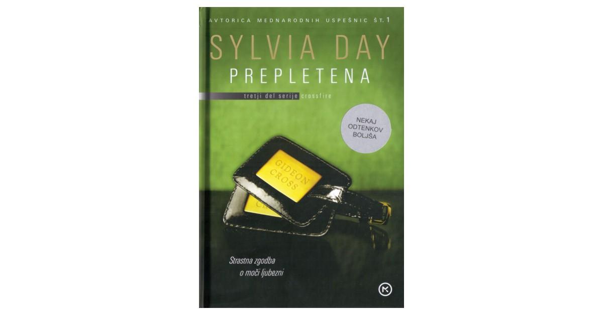 Prepletena - Sylvia Day | Menschenrechtaufnahrung.org