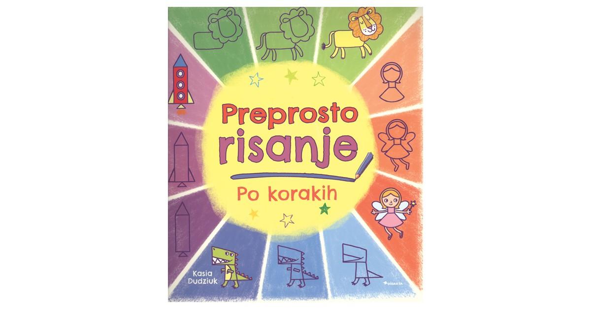 Preprosto risanje po korakih - Kasia Dudziuk | Fundacionsinadep.org