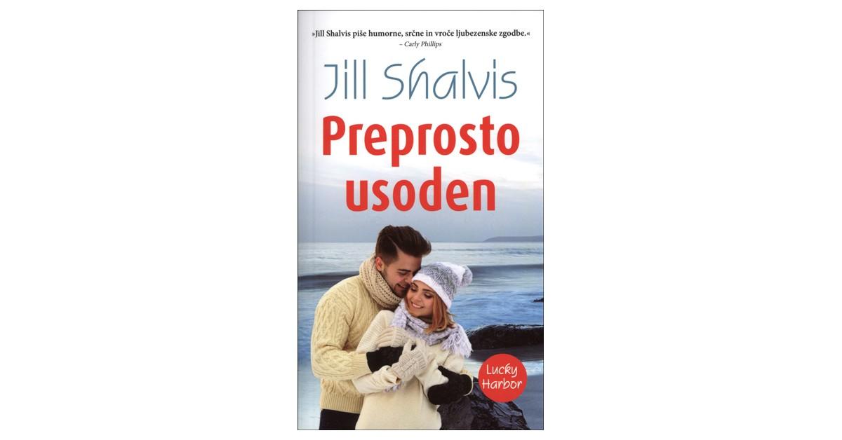 Preprosto usoden - Jill Shalvis | Fundacionsinadep.org