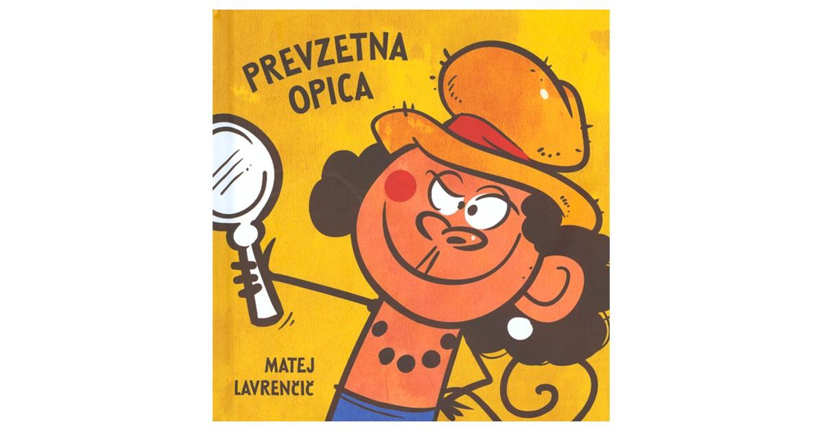 Prevzetna opica - Matej Lavrenčič | Menschenrechtaufnahrung.org