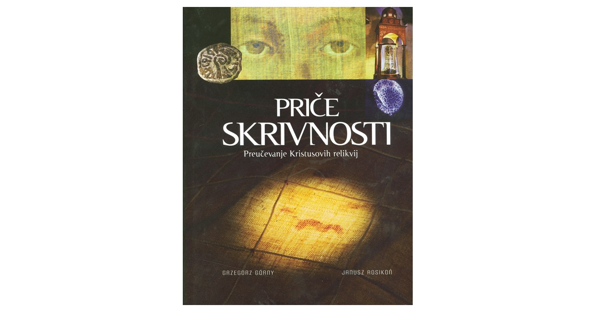 Priče skrivnosti - Grzegorz Górny, Janusz Rosikoń | Fundacionsinadep.org