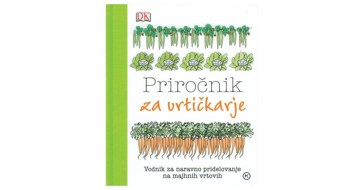 Priročnik za vrtičkarje - Simon Akeroyd | Fundacionsinadep.org