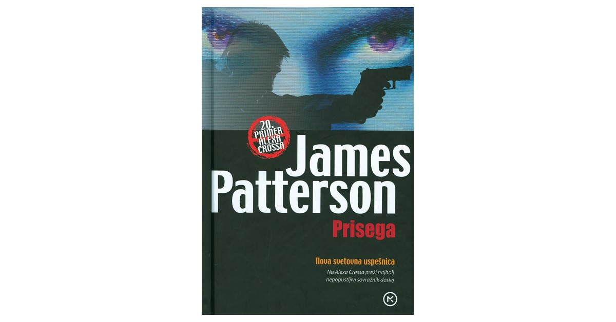 Prisega - James Patterson | Menschenrechtaufnahrung.org