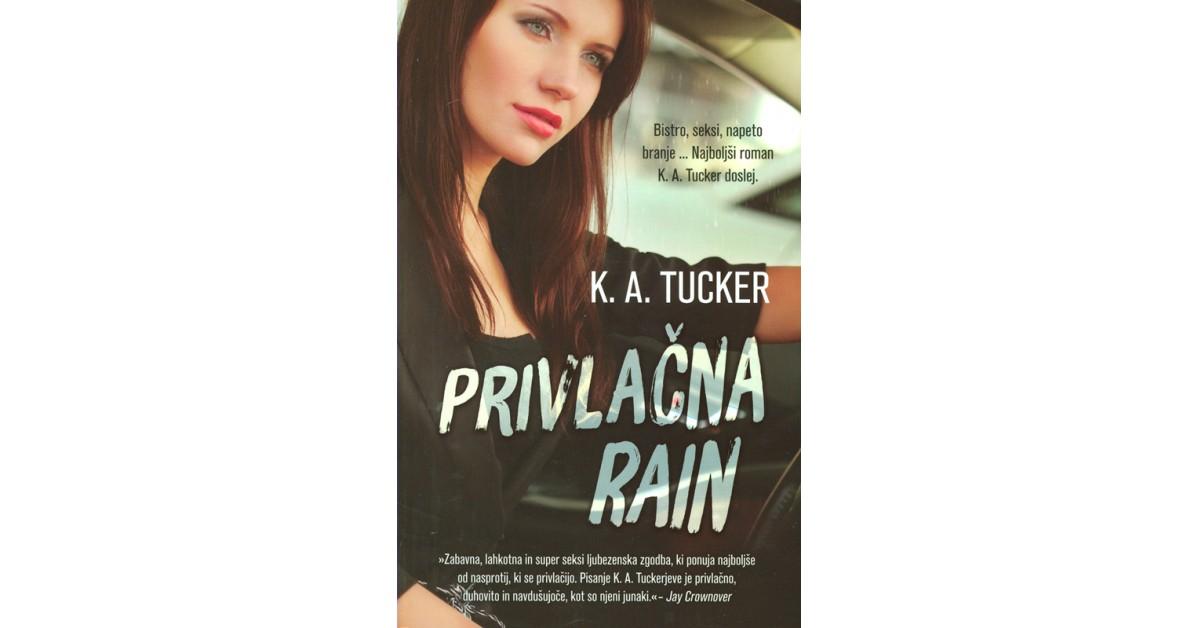 Privlačna Rain - K. A. Tucker | Menschenrechtaufnahrung.org