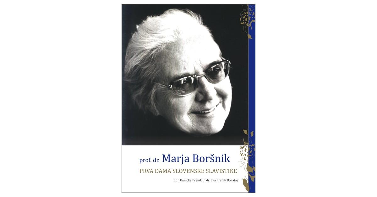 Prof. dr. Marja Boršnik - Francka Premk, Eva Premk Bogataj   Menschenrechtaufnahrung.org
