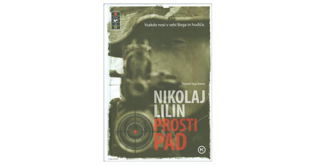 Prosti pad - Nikolaj Lilin   Fundacionsinadep.org