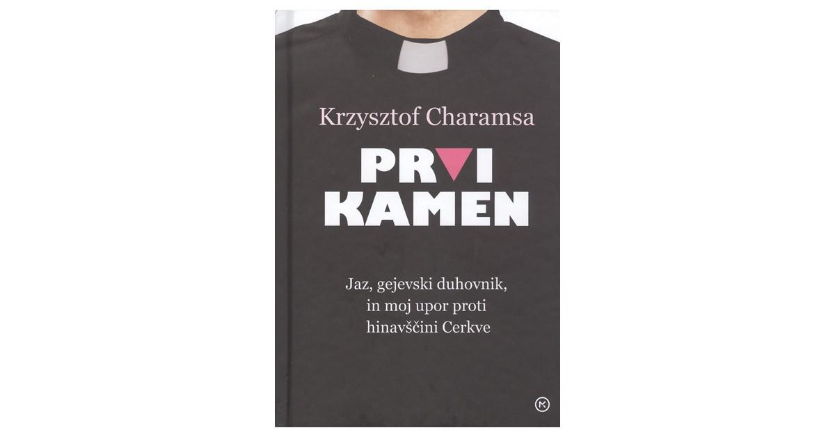 Prvi kamen - Krzysztof Charamsa | Fundacionsinadep.org