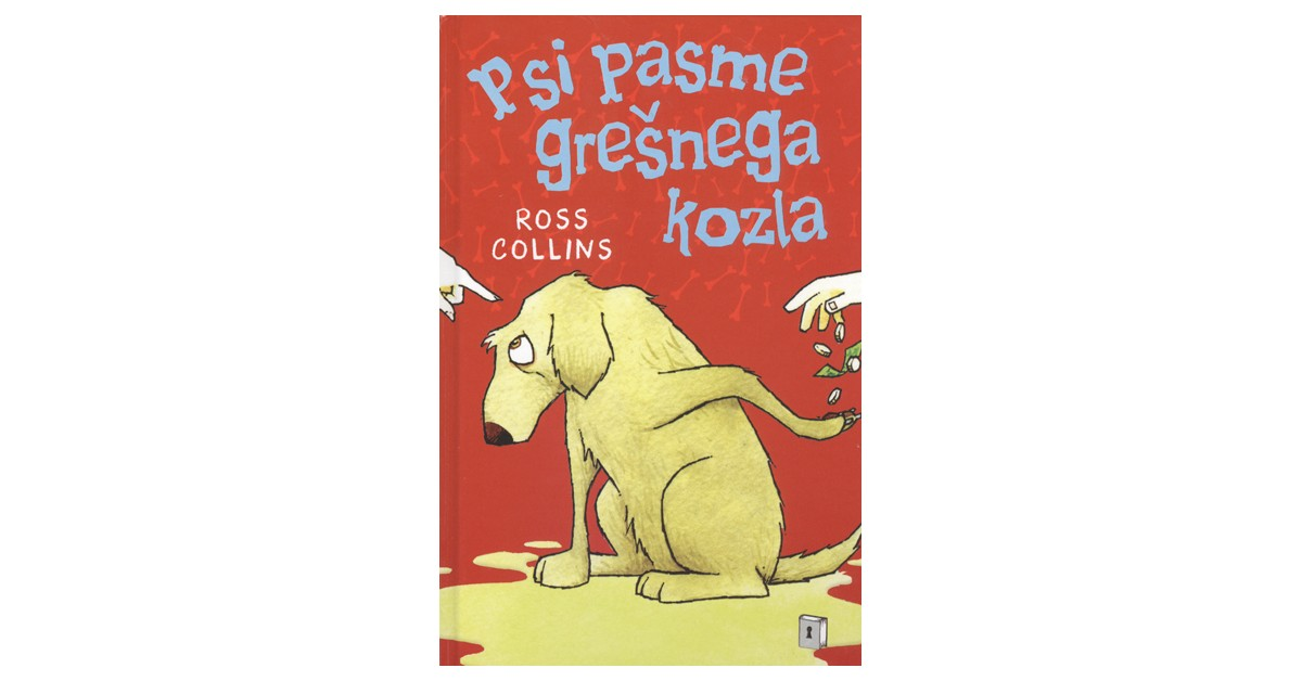 Psi pasme grešnega kozla - Ross Collins | Menschenrechtaufnahrung.org