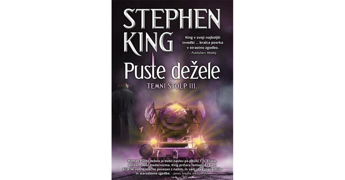 Puste dežele - Stephen King | Fundacionsinadep.org