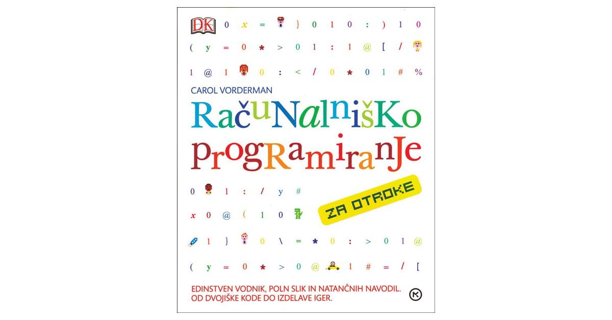 Računalniško programiranje za otroke - Carol Vorderman | Fundacionsinadep.org