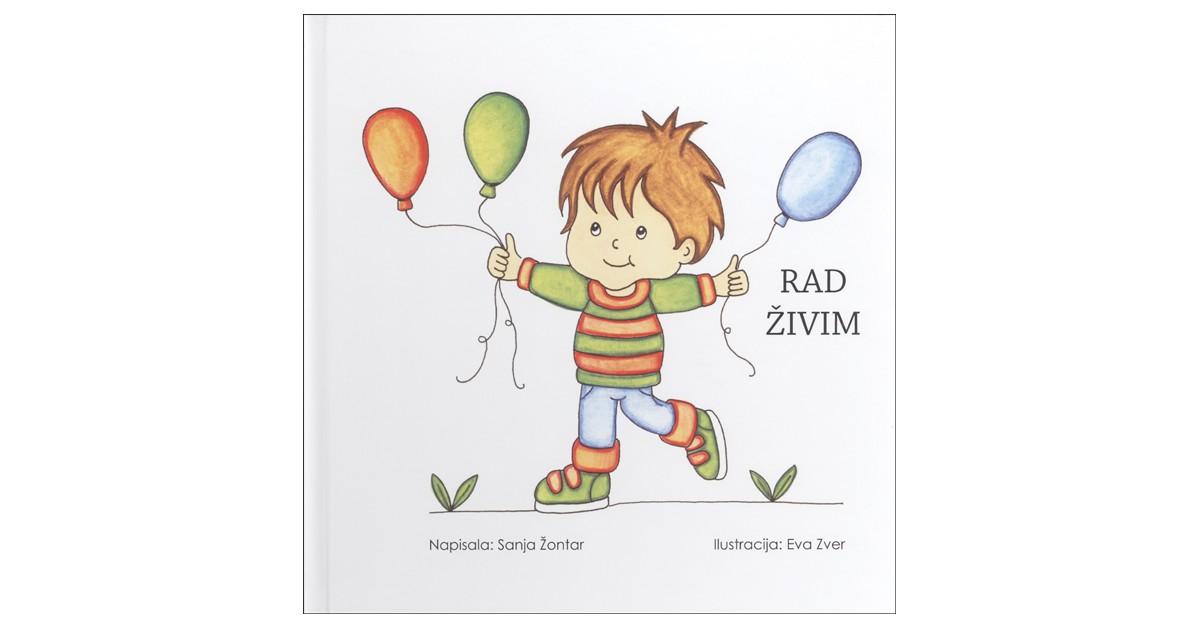 Rad živim - Sanja Žontar | Fundacionsinadep.org