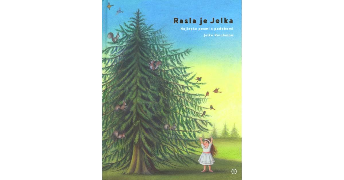 Rasla je Jelka - Jelka Reichman   Fundacionsinadep.org