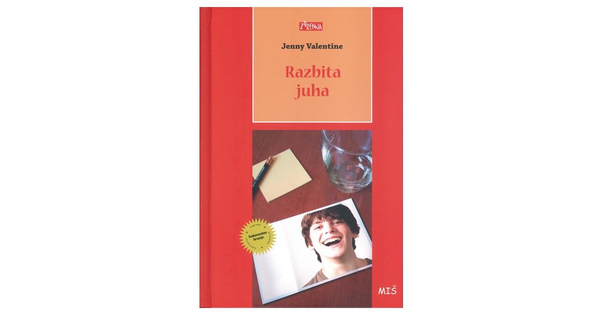 Razbita juha - Jenny Valentine | Fundacionsinadep.org