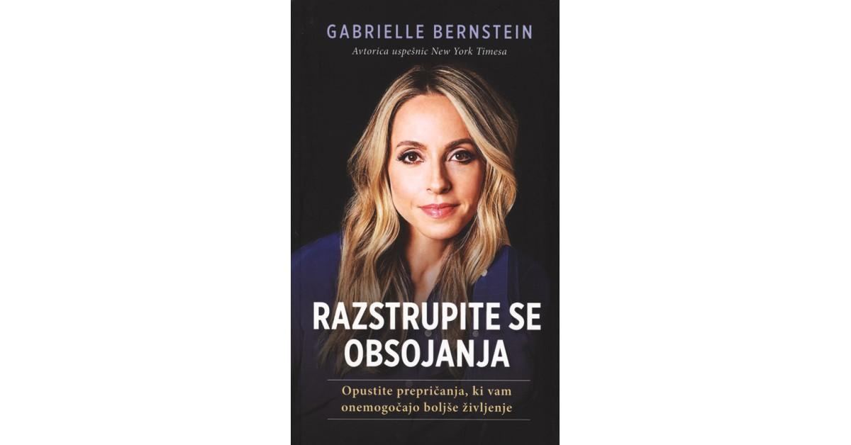 Razstrupite se obsojanja - Gabrielle Bernstein   Fundacionsinadep.org