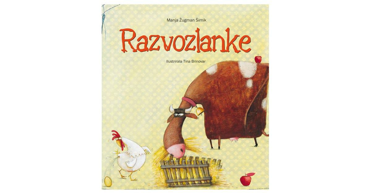 Razvozlanke - Manja Žugman Širnik | Fundacionsinadep.org