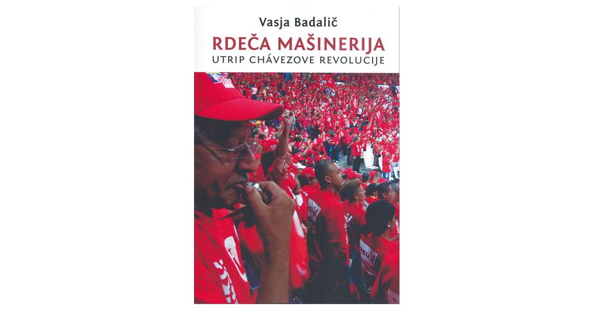 Rdeča mašinerija - Vasja Badalič | Fundacionsinadep.org