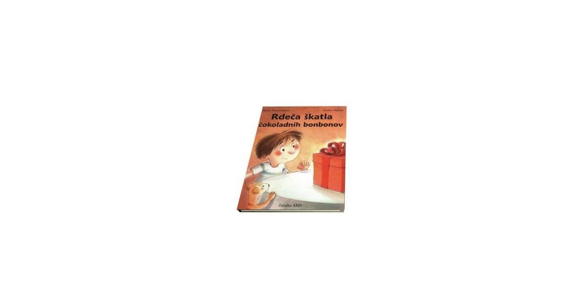 Rdeča škatla čokoladnih bonbonov - Fatima Sharaffedine | Menschenrechtaufnahrung.org