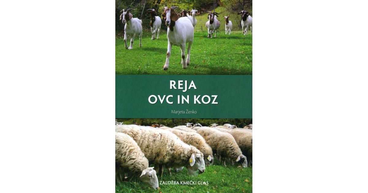Reja ovc in koz - Marjeta Ženko | Fundacionsinadep.org