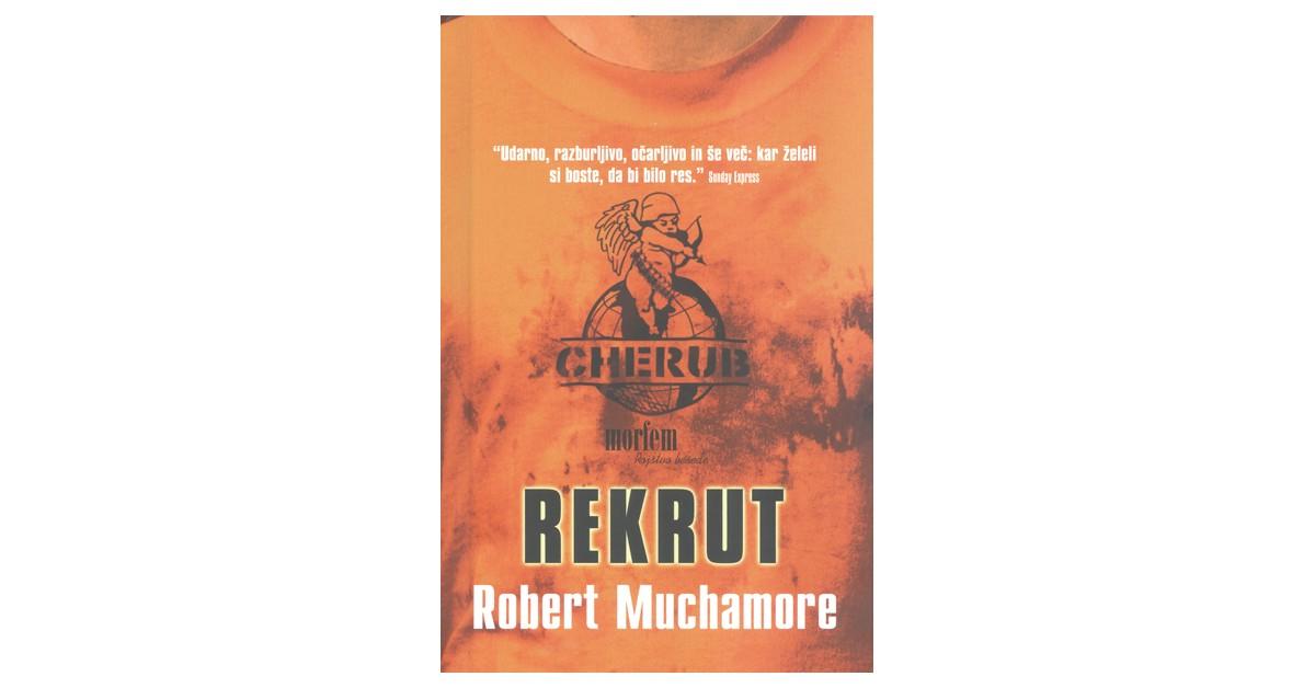 Rekrut - Robert Muchamore | Fundacionsinadep.org