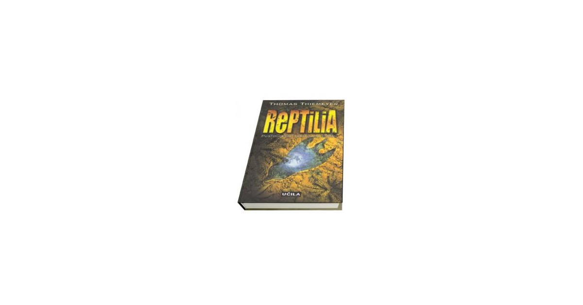 Reptilia - Thomas Thiemeyer | Fundacionsinadep.org
