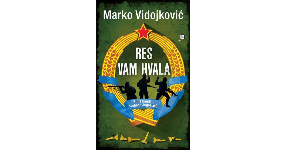 Res vam hvala - Marko Vidojković | Fundacionsinadep.org