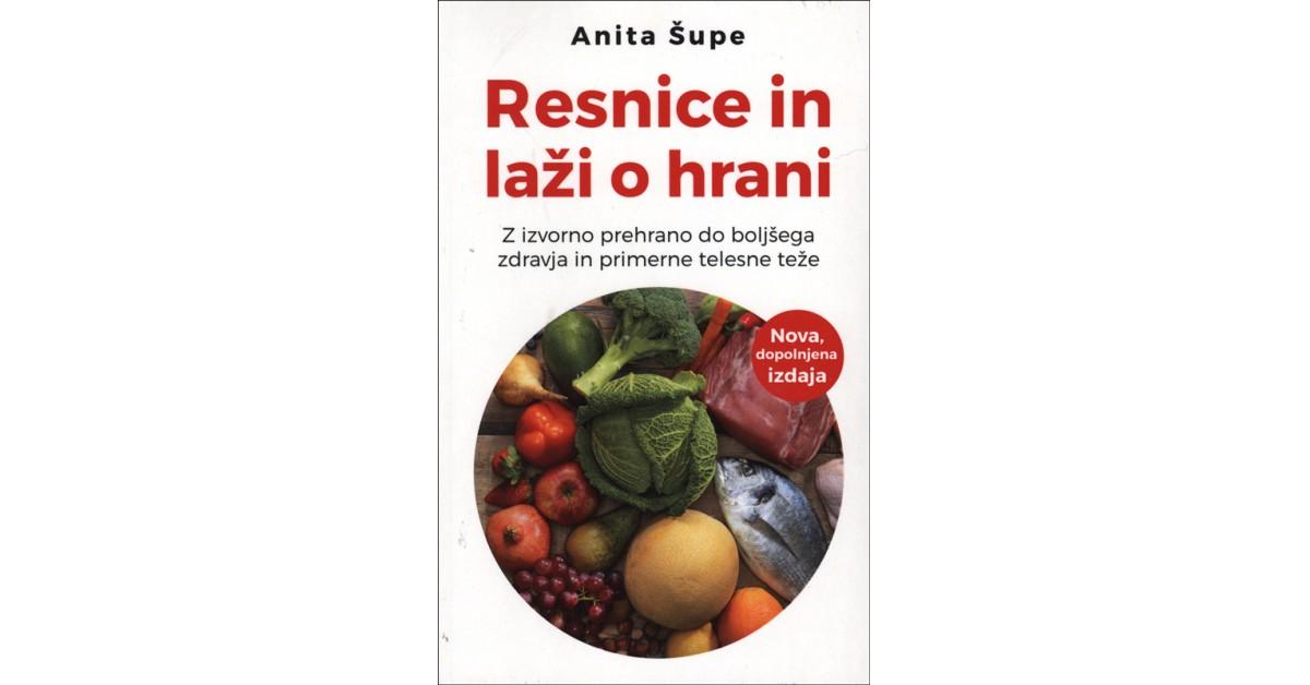 Resnice in laži o hrani - Anita Šupe | Menschenrechtaufnahrung.org