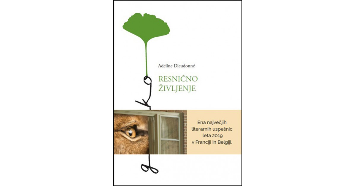 Resnično življenje - Adeline Dieudonne   Menschenrechtaufnahrung.org