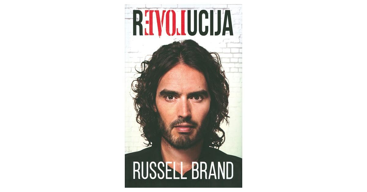 Revolucija - Russell Brand | Menschenrechtaufnahrung.org