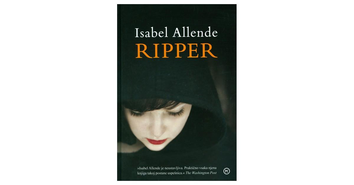 Ripper - Isabel Allende | Fundacionsinadep.org