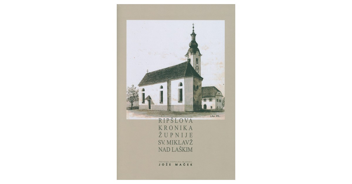 Ripšlova kronika župnije sv. Miklavž nad Laškim