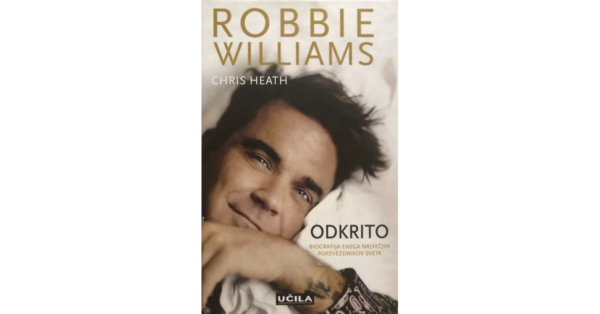 Robbie Williams - Chris Heath   Fundacionsinadep.org