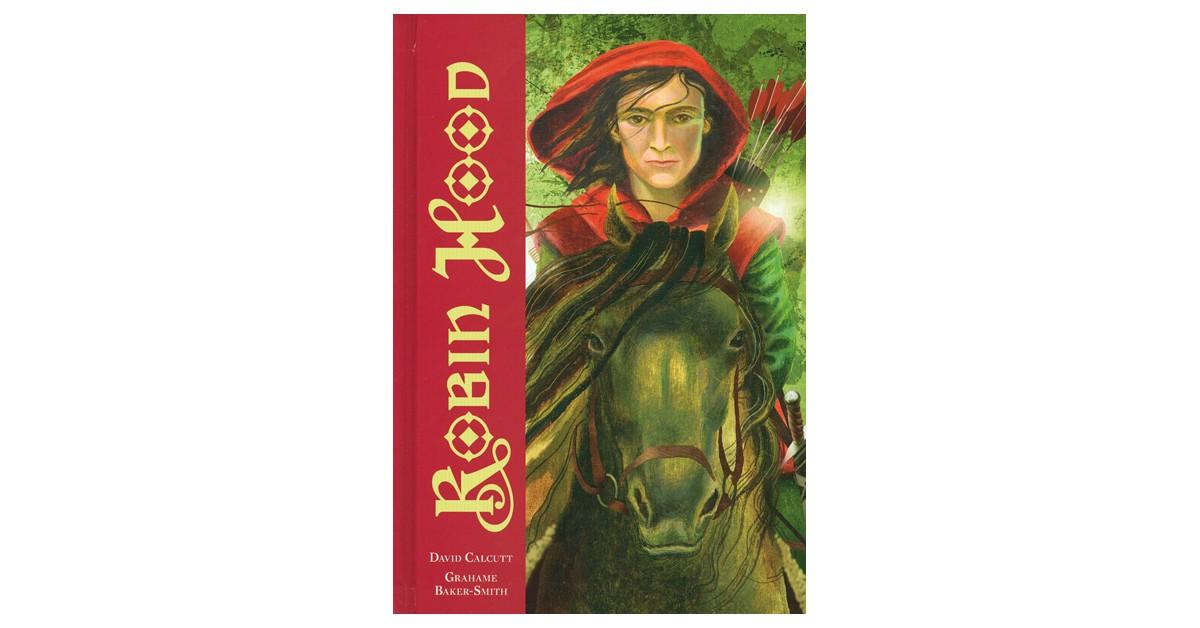 Robin Hood - David Calcutt | Fundacionsinadep.org