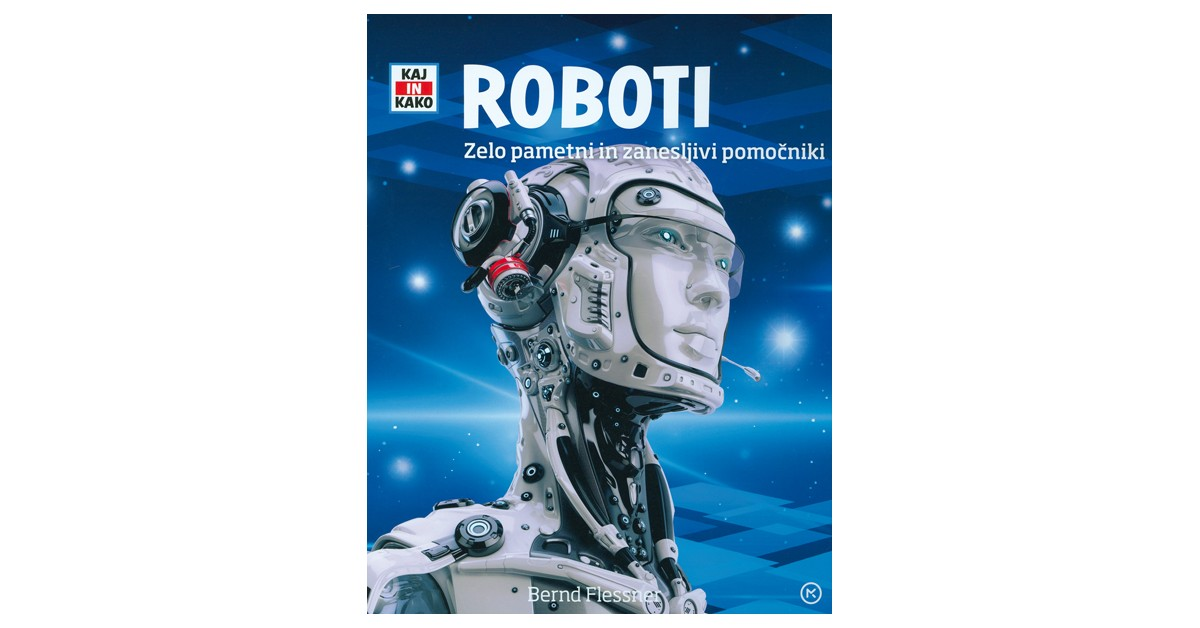 Roboti - Bernd Flessner   Menschenrechtaufnahrung.org