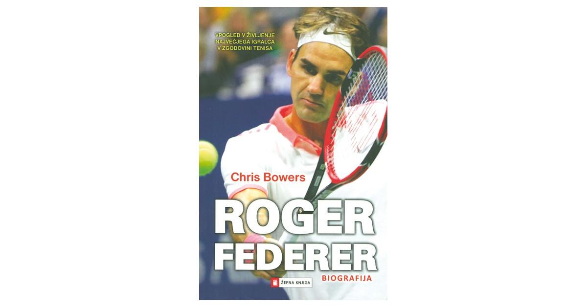 Roger Federer - Chris Bowers | Menschenrechtaufnahrung.org