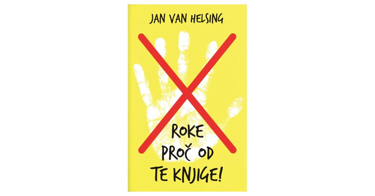 Roke proč od te knjige - Jan van Helsing   Fundacionsinadep.org