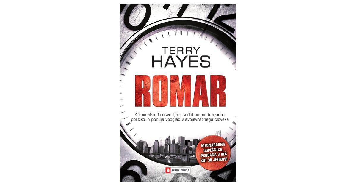 Romar - Terry Hayes | Menschenrechtaufnahrung.org