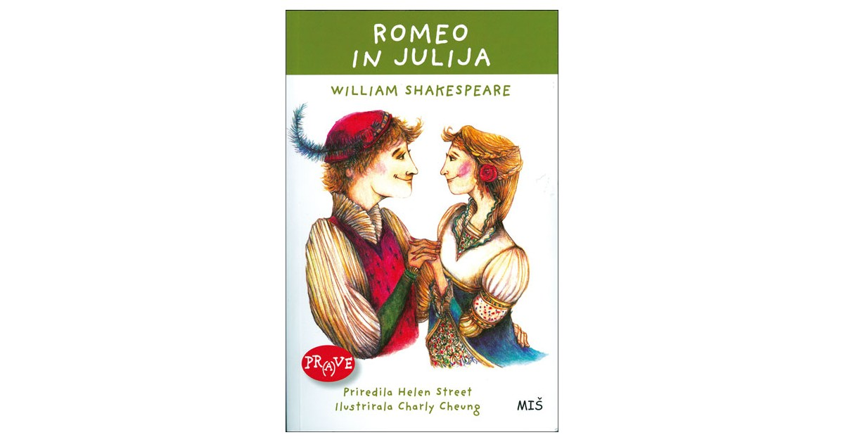 Romeo in Julija - William Shakespeare | Menschenrechtaufnahrung.org
