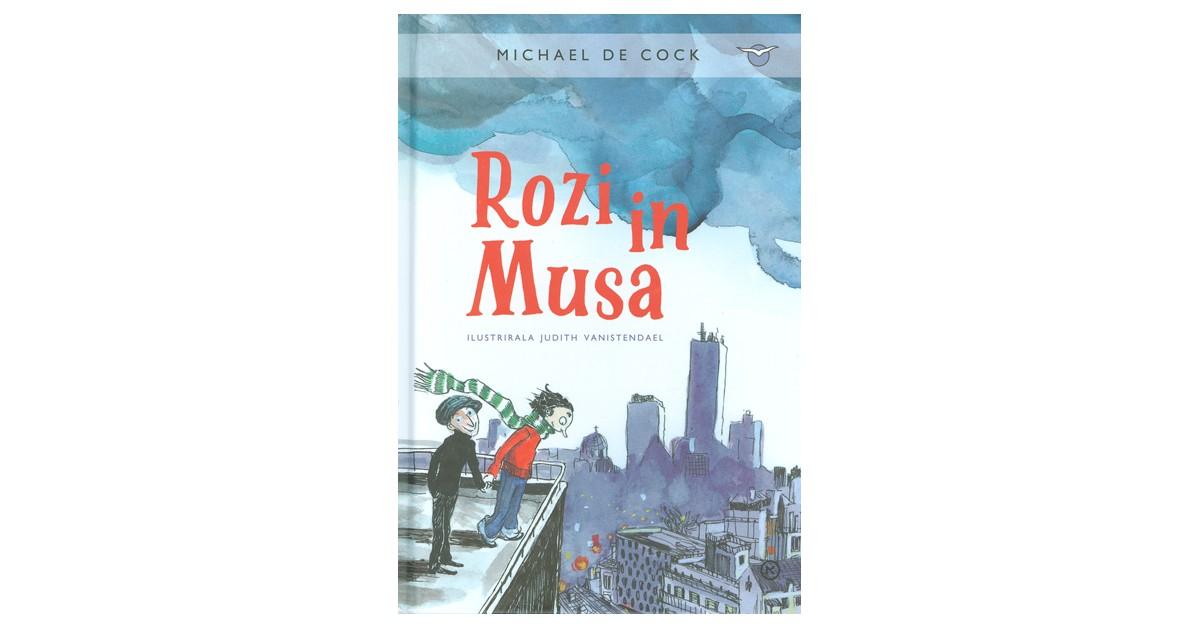 Rozi in Musa - Michael De Cock | Menschenrechtaufnahrung.org