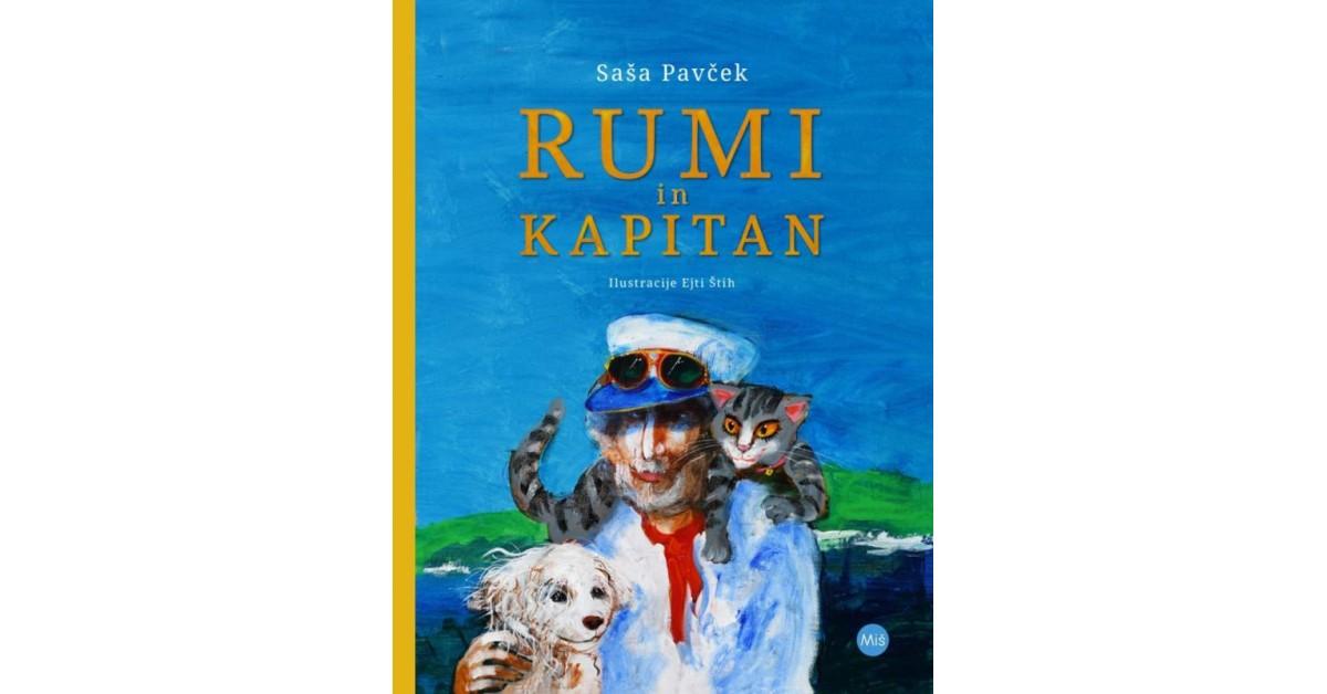 Rumi in kapitan - Saša Pavček | Fundacionsinadep.org