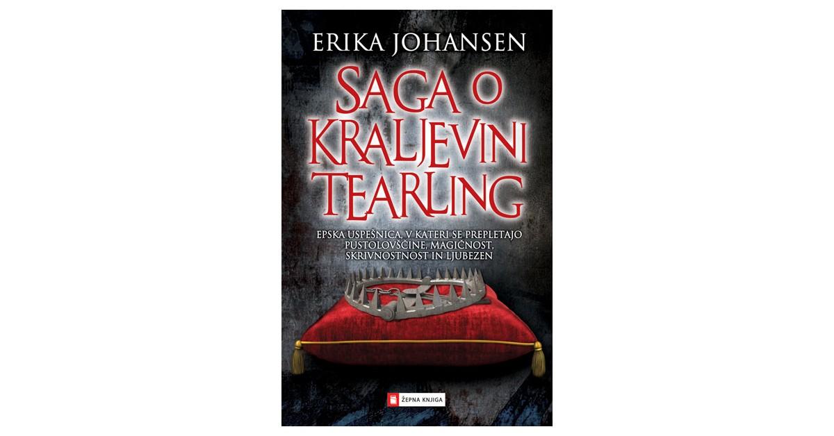 Saga o kraljevini Tearling - Erika Johansen | Fundacionsinadep.org