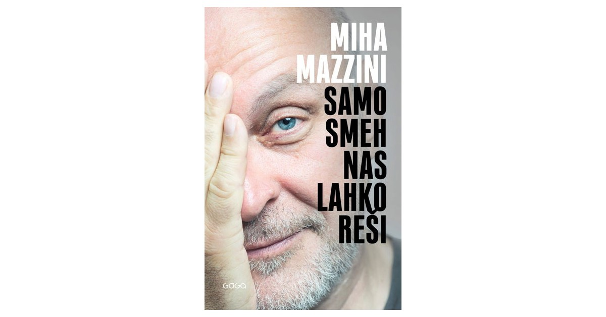 Samo smeh nas lahko reši - Miha Mazzini | Fundacionsinadep.org