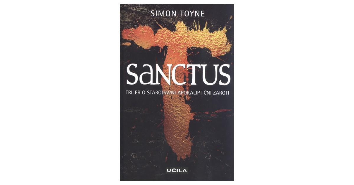 Sanctus - Simon Toyne | Fundacionsinadep.org