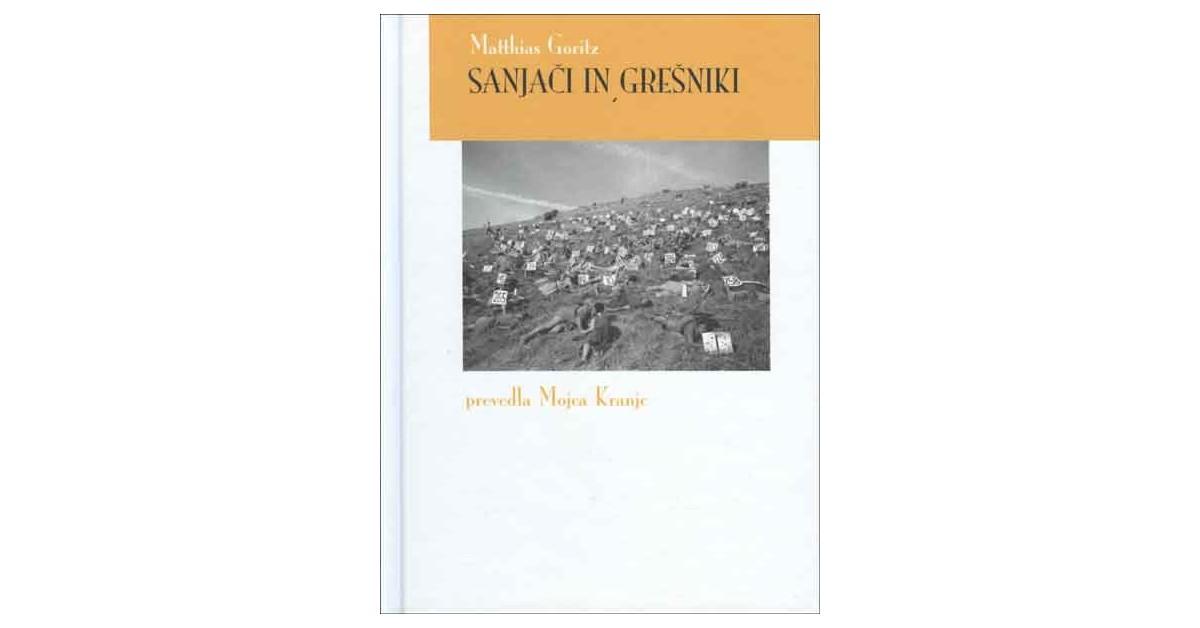 Sanjači in grešniki - Matthias Göritz   Fundacionsinadep.org