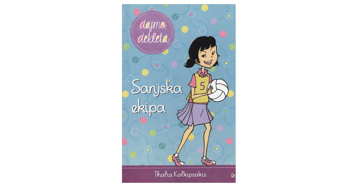 Sanjska ekipa - Thalia Kalkipsakis | Fundacionsinadep.org