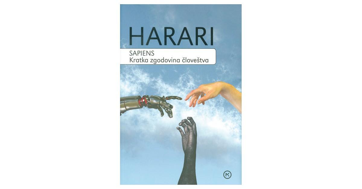 Sapiens - Yuval Noah Harari | Menschenrechtaufnahrung.org