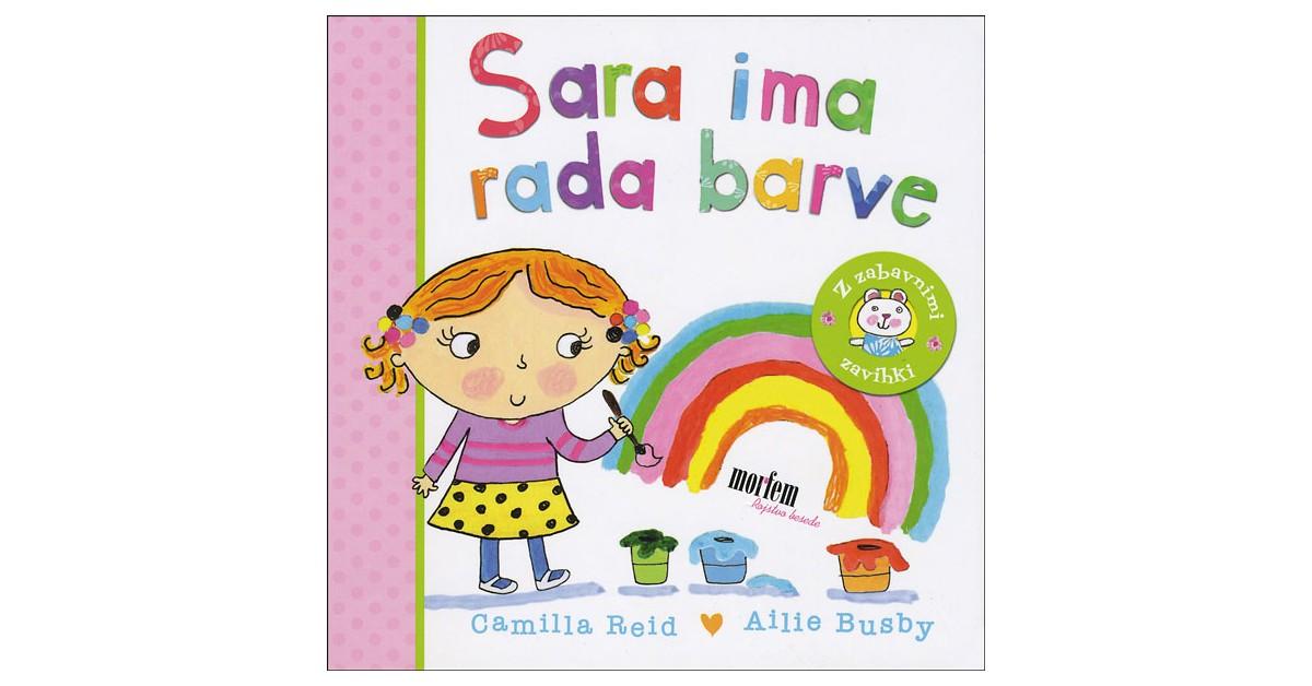 Sara ima rada barve - Camilla Reid | Menschenrechtaufnahrung.org