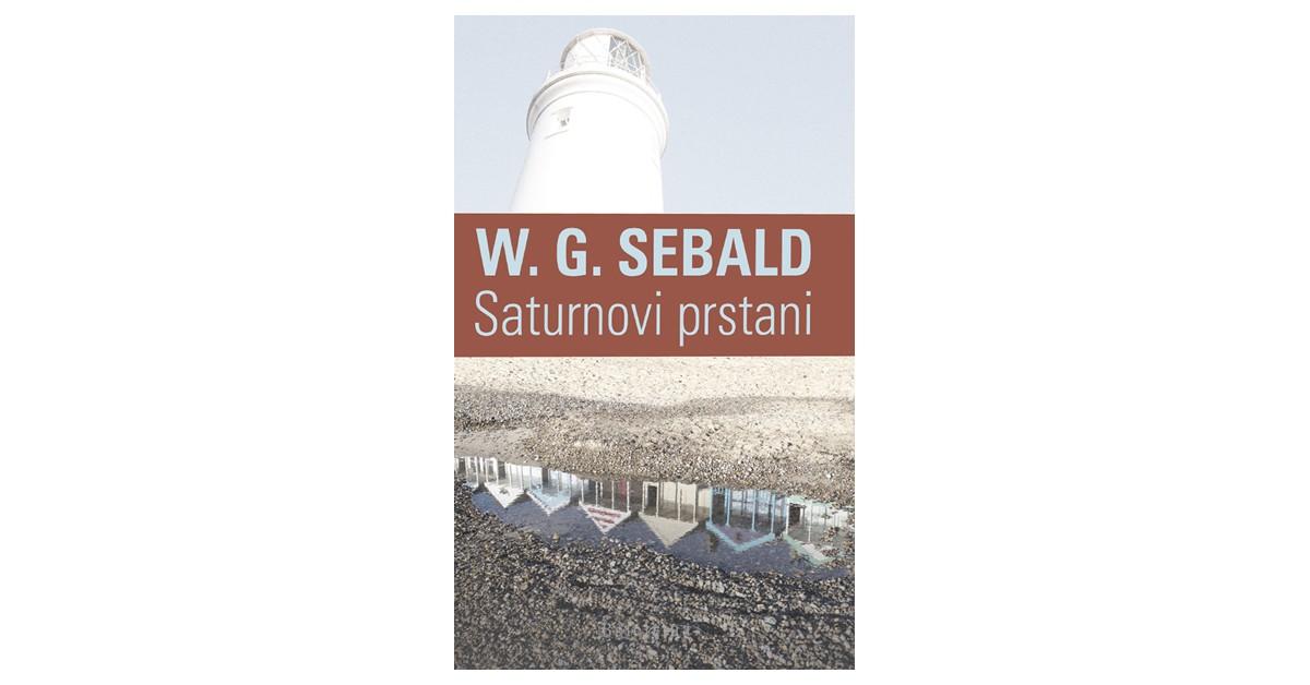 Saturnovi prstani - Winfried Georg Sebald | Fundacionsinadep.org