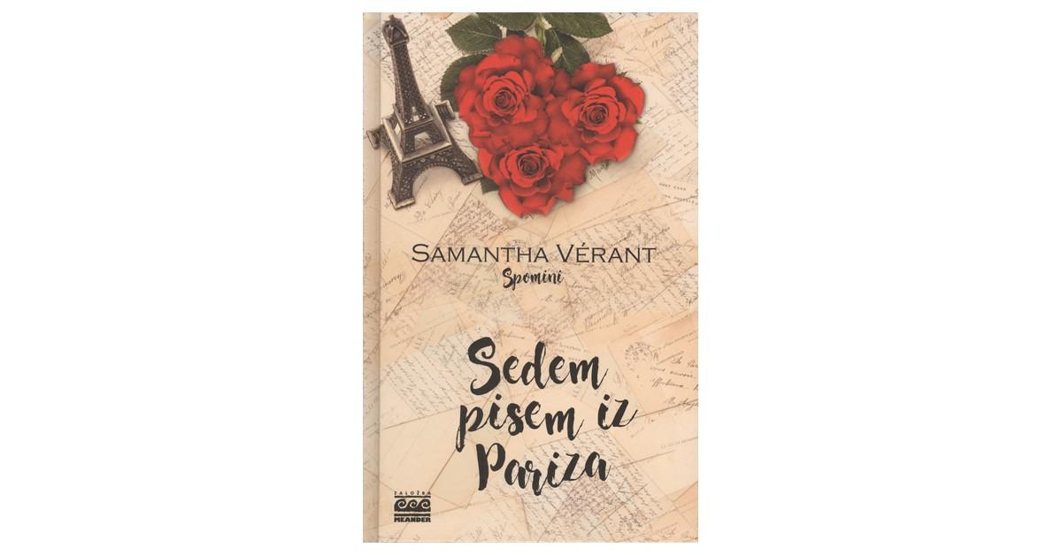 Sedem pisem iz Pariza - Samantha Vérant | Menschenrechtaufnahrung.org